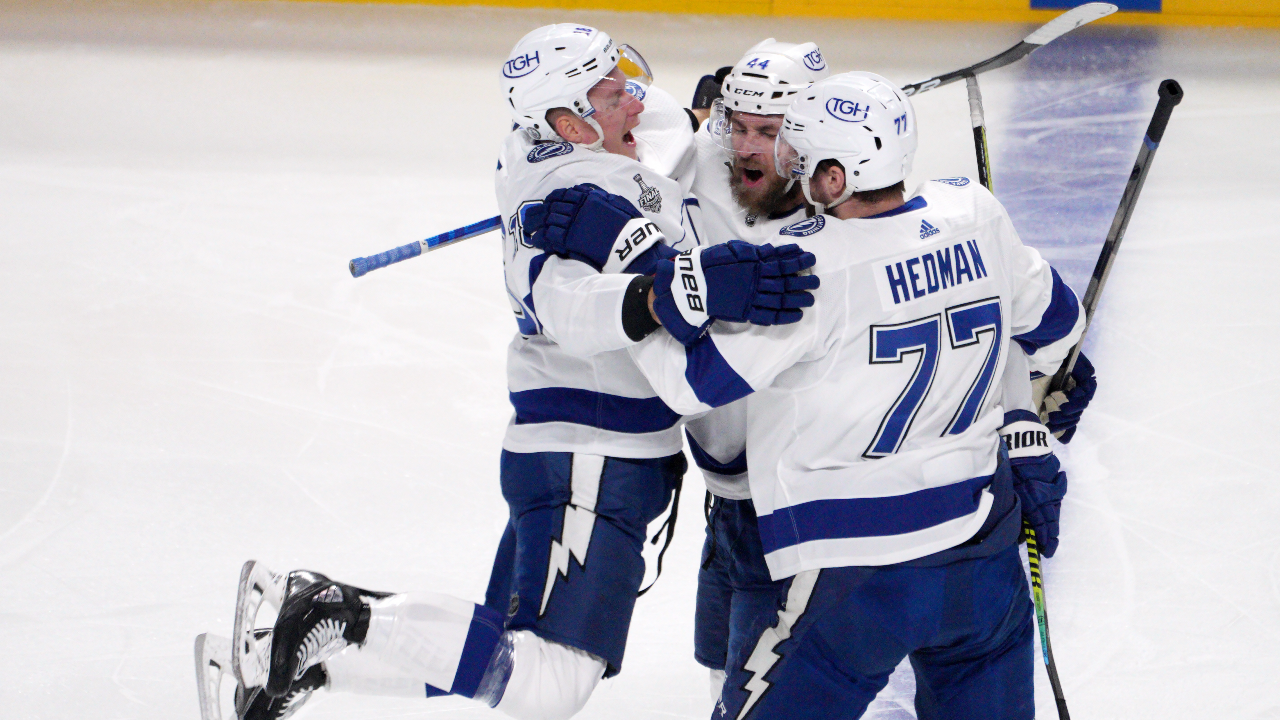 Lightning just too much for Canadiens to handle with Cup replay on the horizon