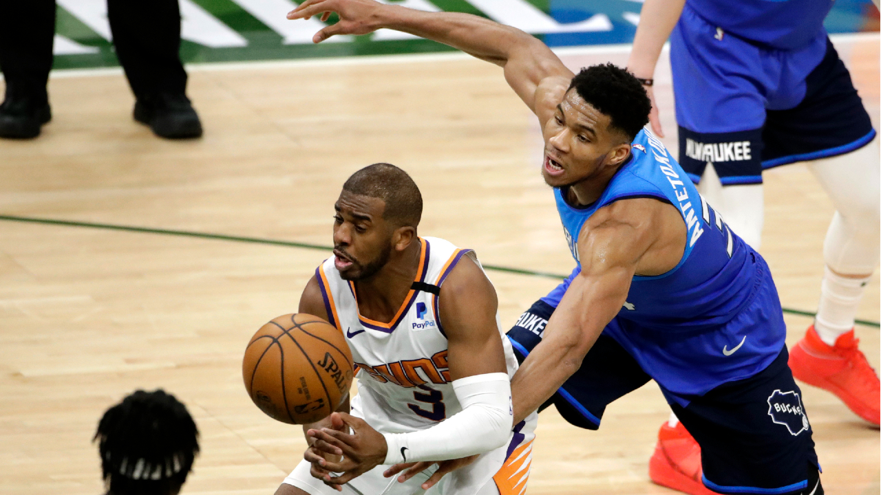 3 NBA Finals Questions: When will Antetokounmpo return from a knee injury?