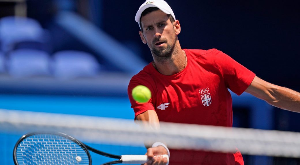 Novak Djokovic withdraws from National Bank Open