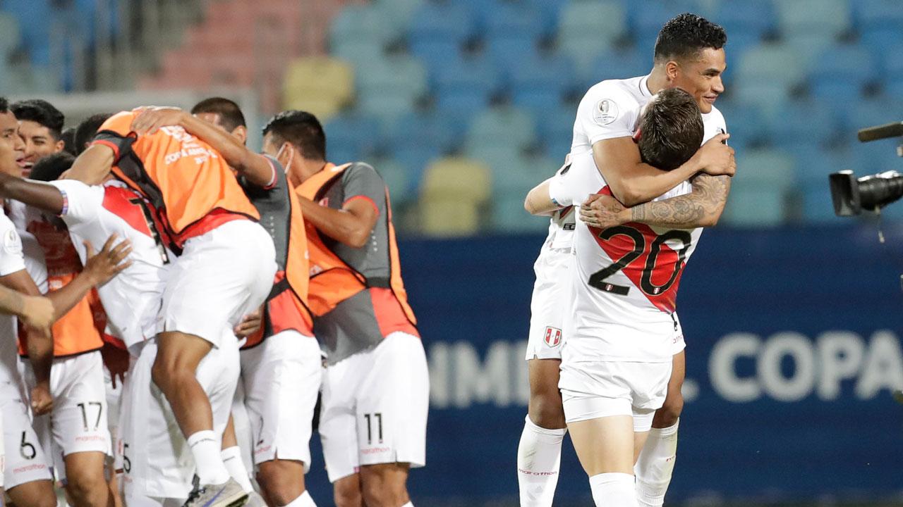 Peru beats Paraguay on penalties to reach the Copa América semifinals