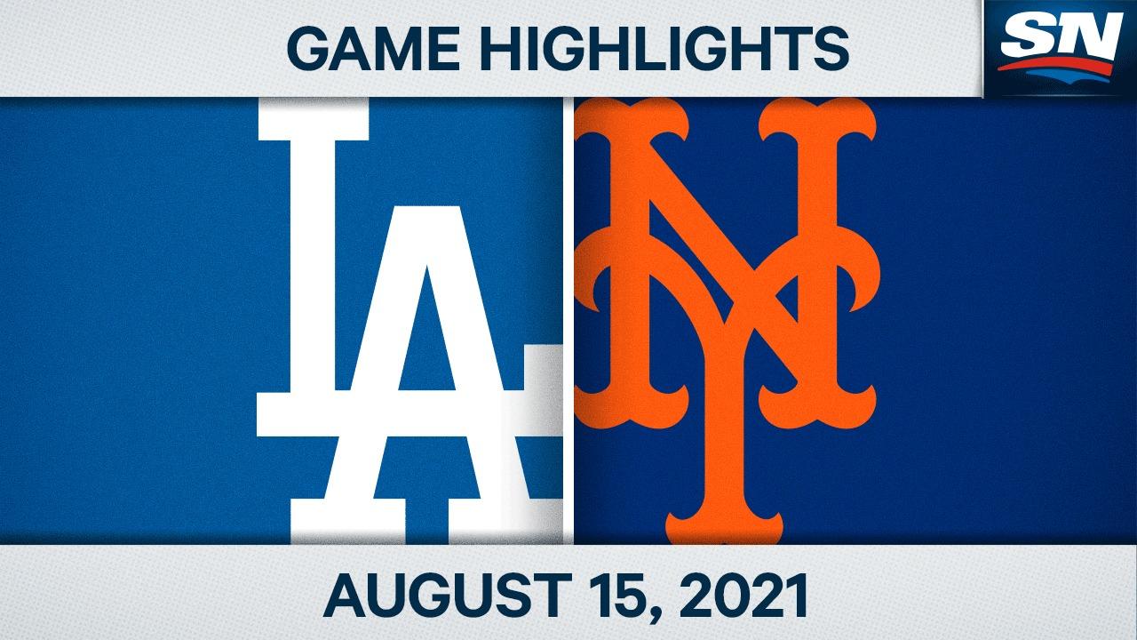 Puntos destacados: Dodgers 14, Mets 4
