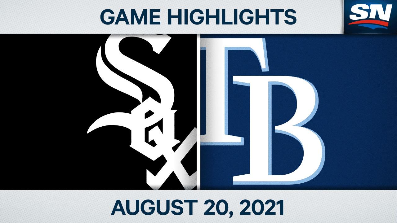 Puntos destacados: White Sox 7, Rays 5