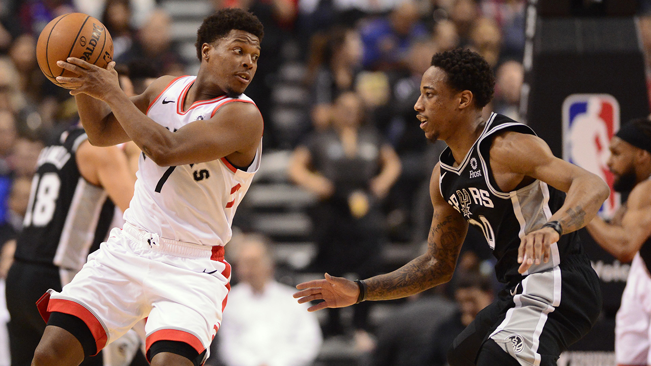 Report: Heat exploring ways to acquire DeRozan in addition to Lowry