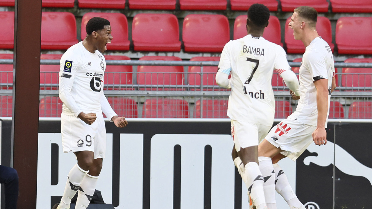 Jonathan David Lille Opportunity For Canada's Jonathan David, heroics-filled run with Lille is just the beginning