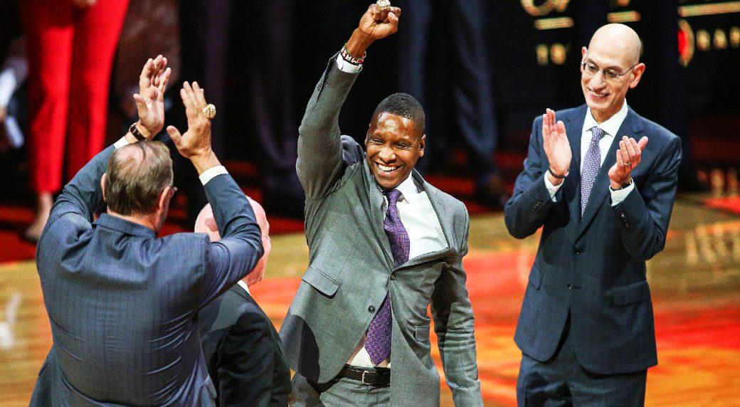 Masai Ujiri to stay with Raptors: 'I'm here to stay'