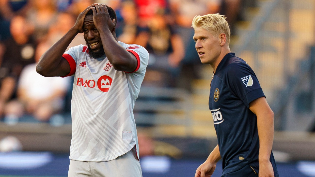 Toronto FC crushed by Philadelphia Union to end unbeaten streak