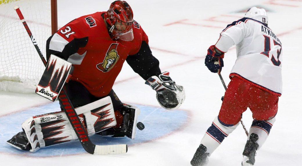 Anders Nilsson Retires Due to Post Concussion Symptoms, Neck Problems