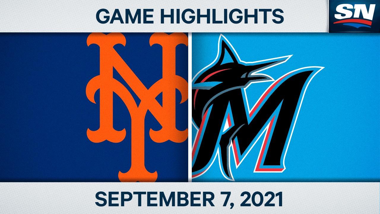 Puntos destacados: Mets 9, Marlins 4
