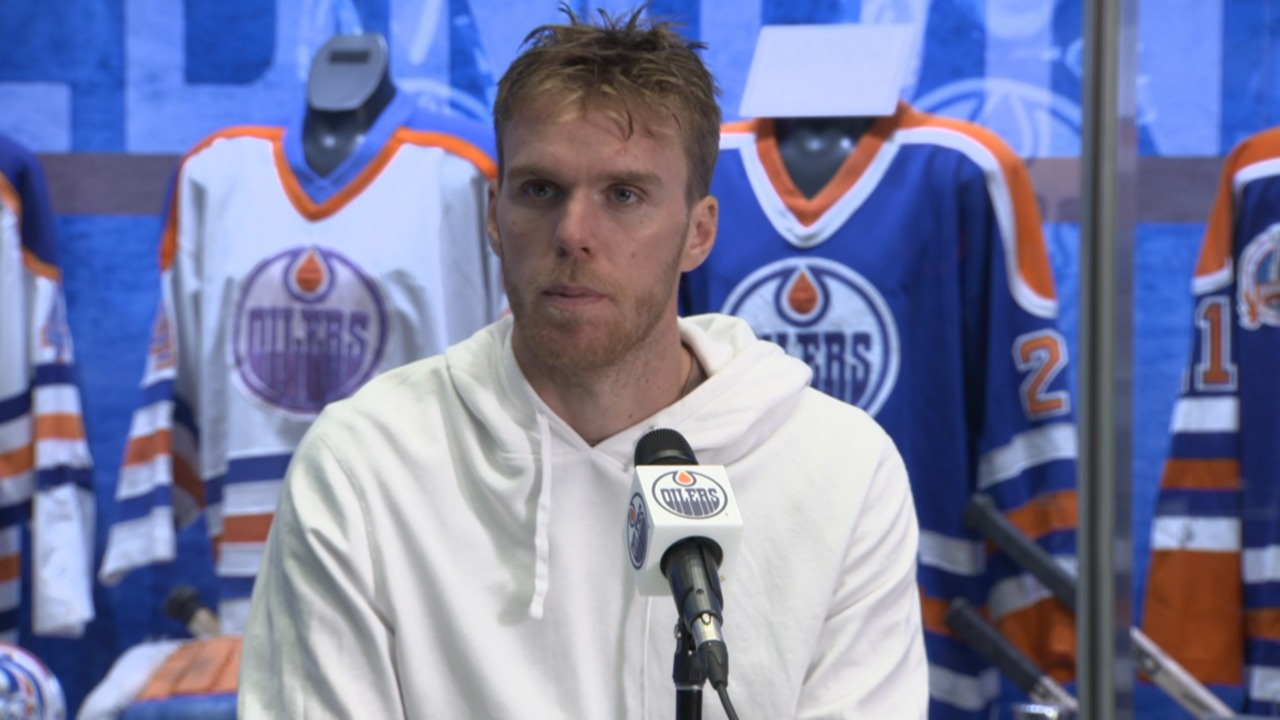McDavid says 'time is now' for Oilers to succeed