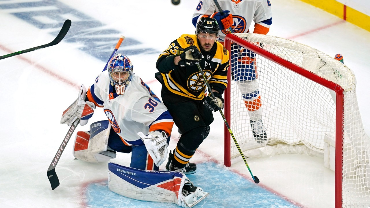 How Marchand transitioned from being an agitator to 'playing the game right'