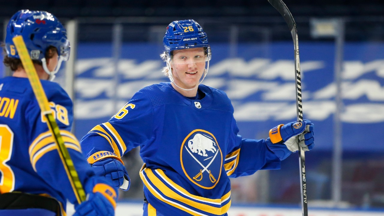 Why a bridge deal made most sense for both Dahlin and the Sabres