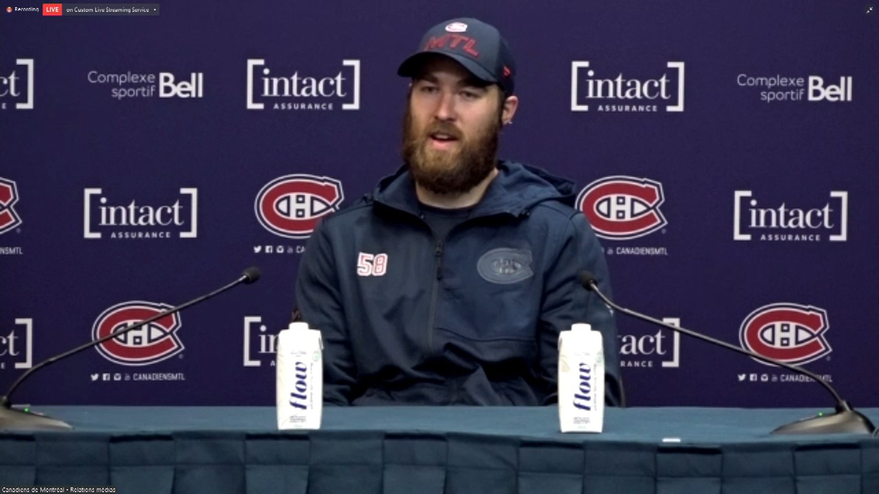 Savard on his role with Canadiens 'I'm not going to replace Weber'