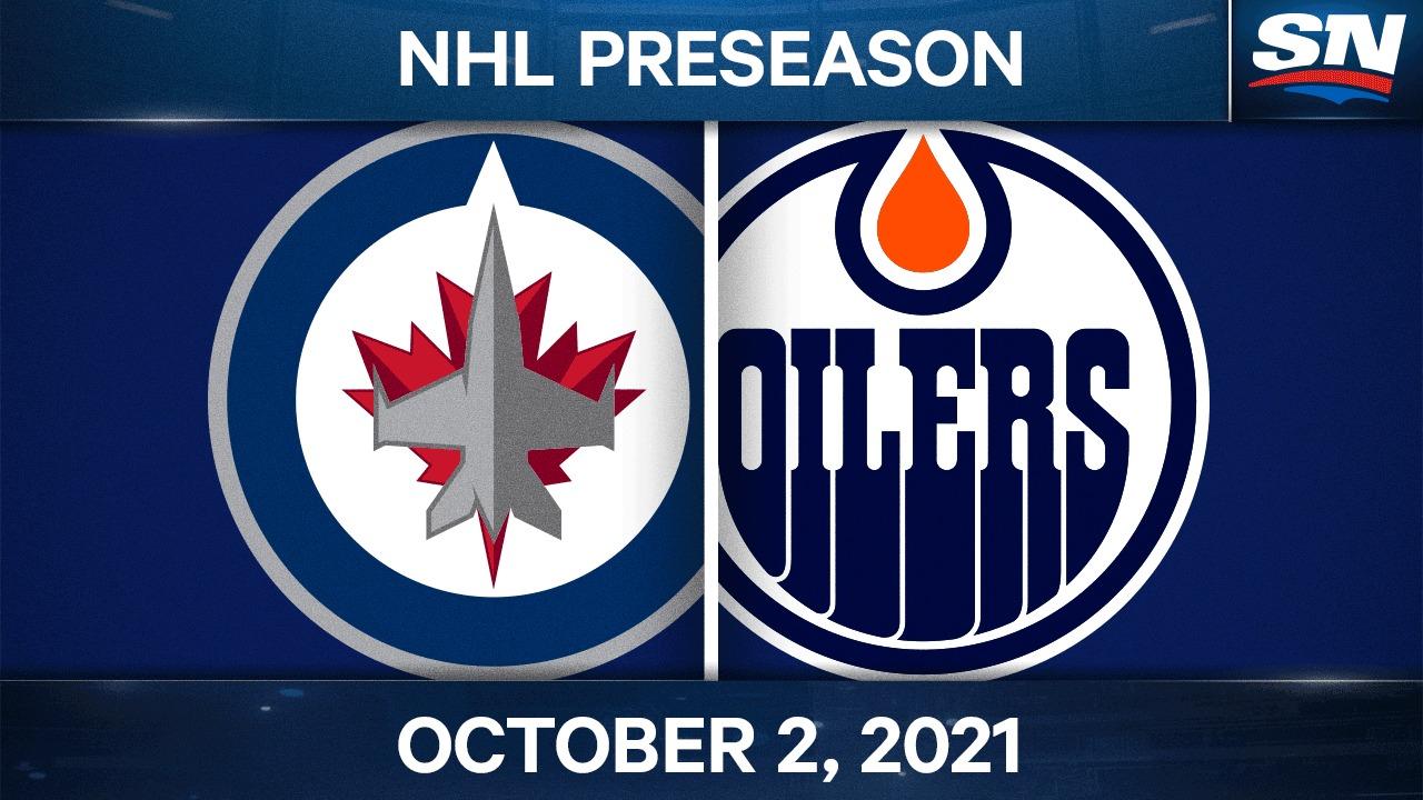 Preseason Highlights: Oilers 4, Jets 3