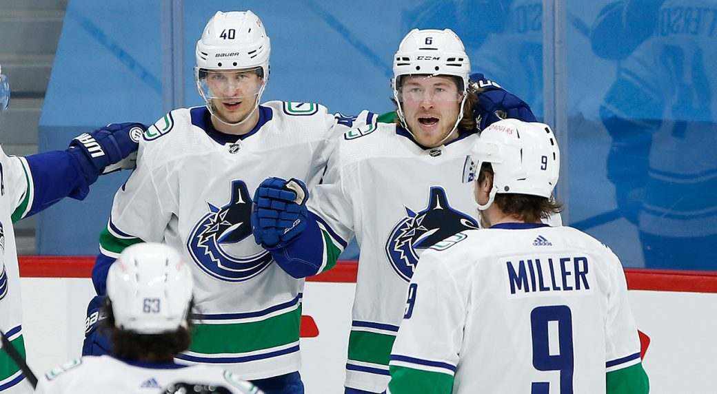 Canucks' great redemption tour starts now with Pettersson, Hughes signed