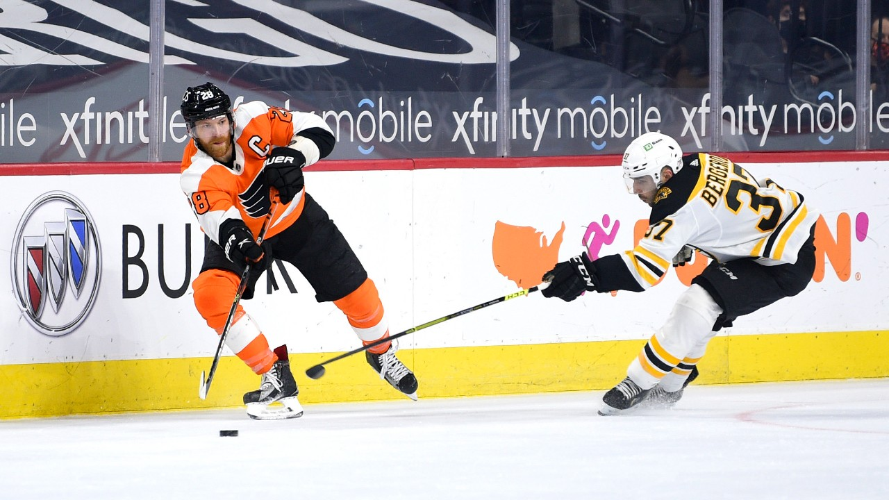 Watch Live: Bruins vs. Flyers on Scotiabank Wednesday Night Hockey on SN NOW
