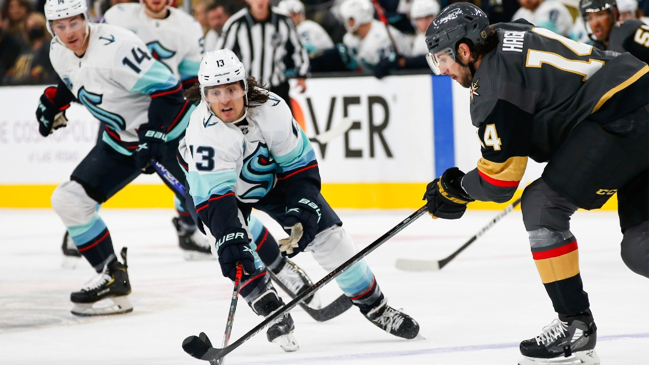 NHL Live Tracker: Kraken debut vs. Golden Knights on Sportsnet