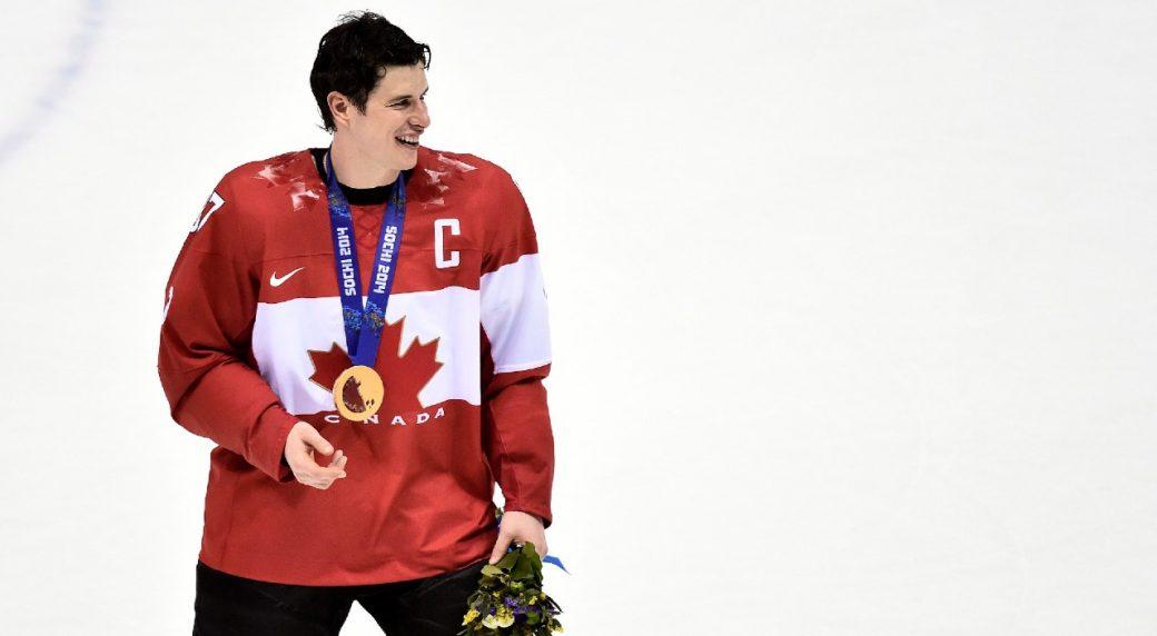 Crosby, McDavid, Pietrangelo named to Canada's 2022 men's Olympic hockey team