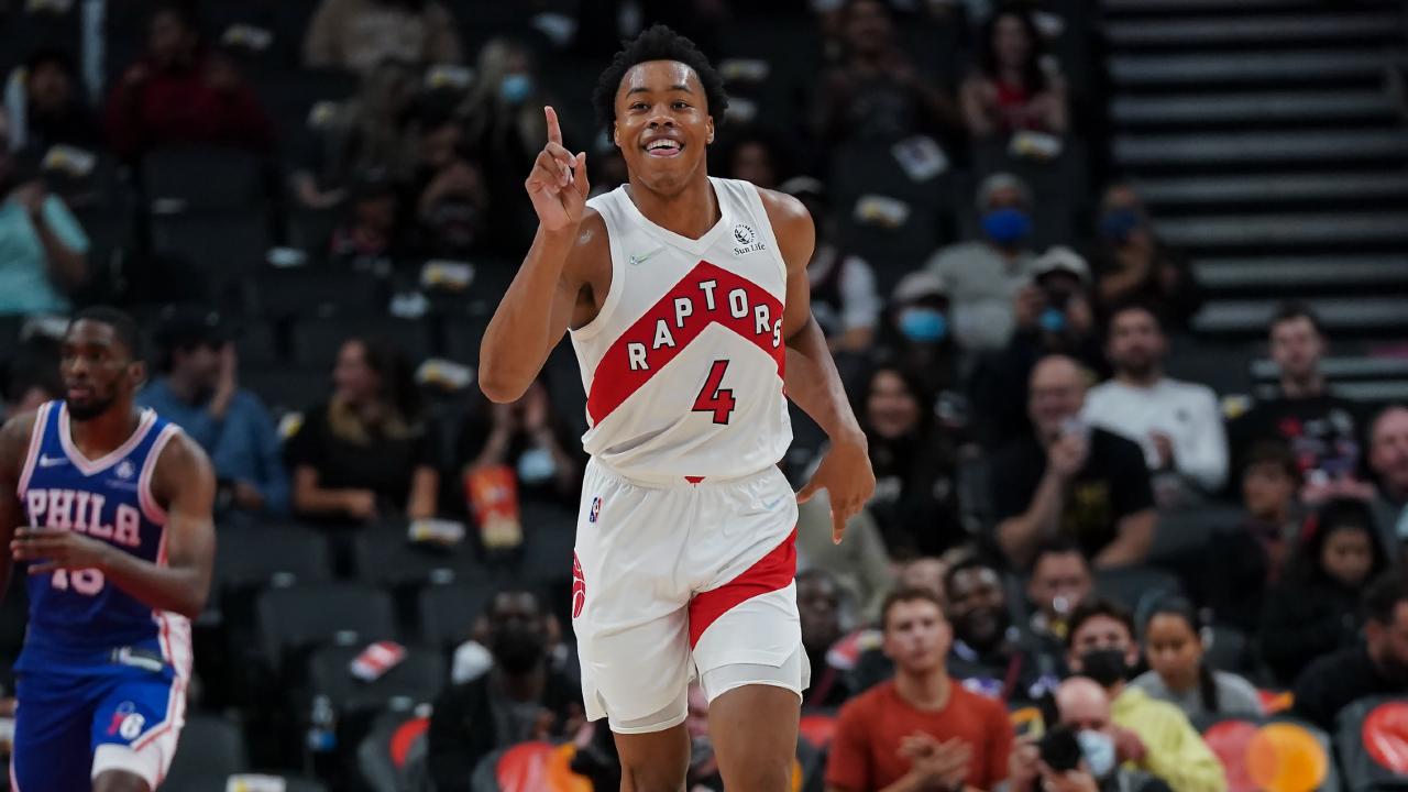 Raptors open season as slim favourites on Wednesday NBA odds thumbnail