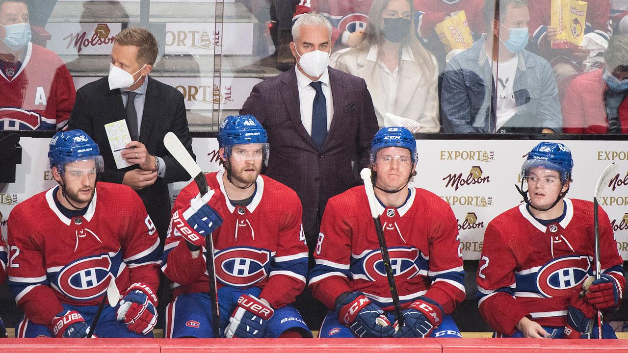 Suzuki y Caufield enfrentan adversidades tempranas para impulsar la estancada ofensiva de Canadiens