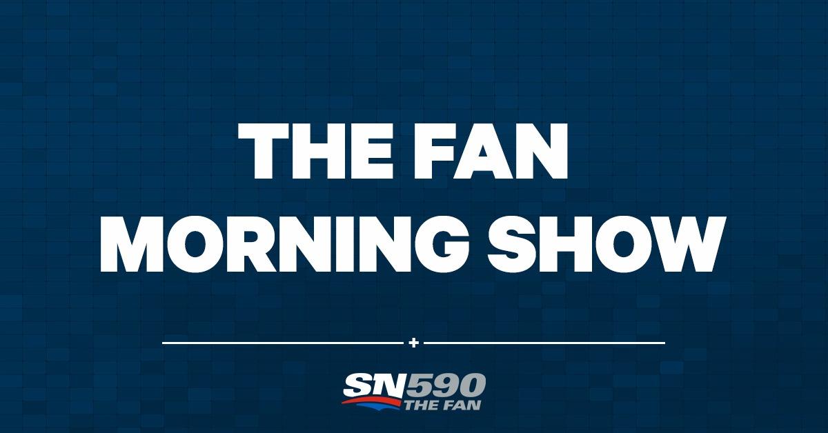 The FAN Morning Show Logo Image