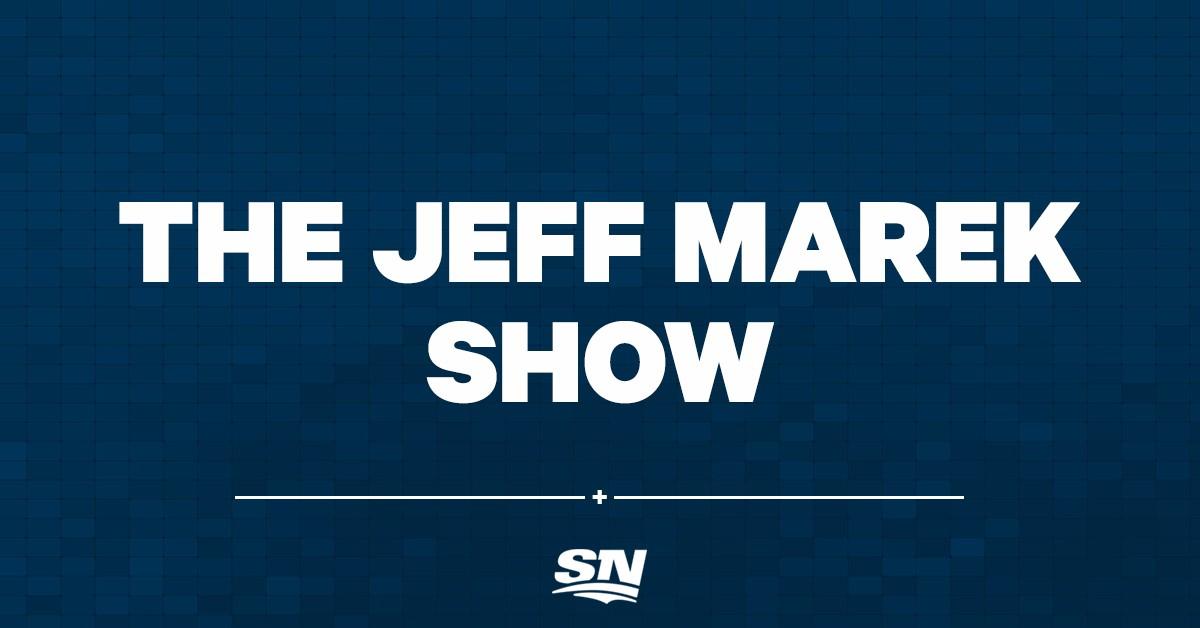 The Jeff Marek Show Logo Image