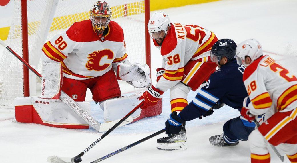 Flames confirm they found backup goalkeeper in Dan Vladar